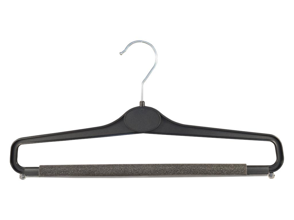 40cm WS23SCHb NEU Hosenbügel mit Schaumstoff 20 St. Kleiderbügel für Hosen